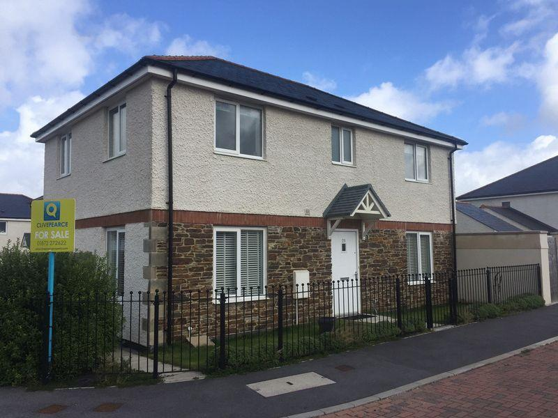 4 Bedrooms Detached House for sale in Penwethers Crescent, Truro