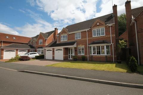 5 bedroom detached house to rent - WHISTLESTOP CLOSE, MICKLEOVER, DERBY