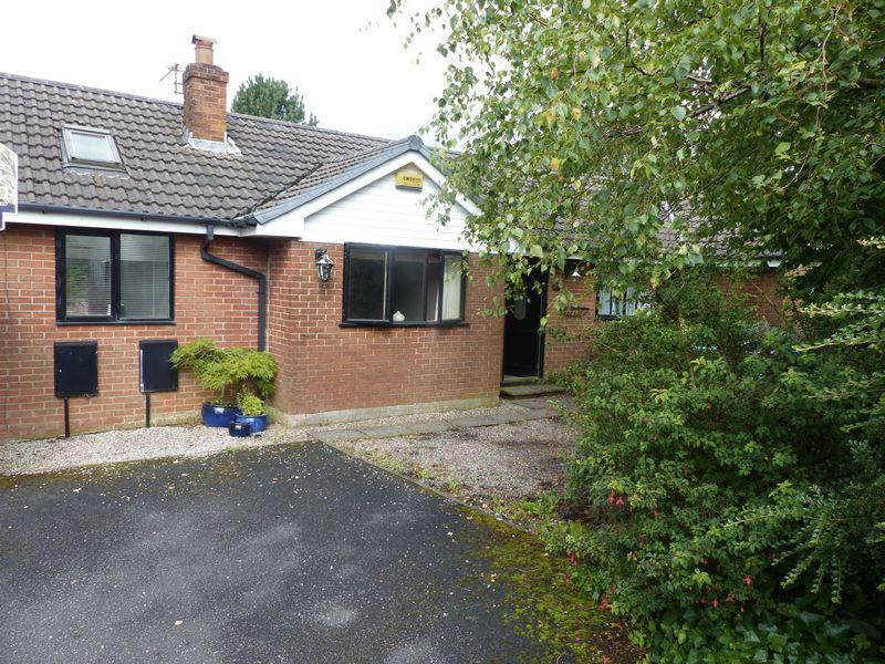2 Bedrooms Semi Detached Bungalow for sale in Spring Hall Rise, Moorside