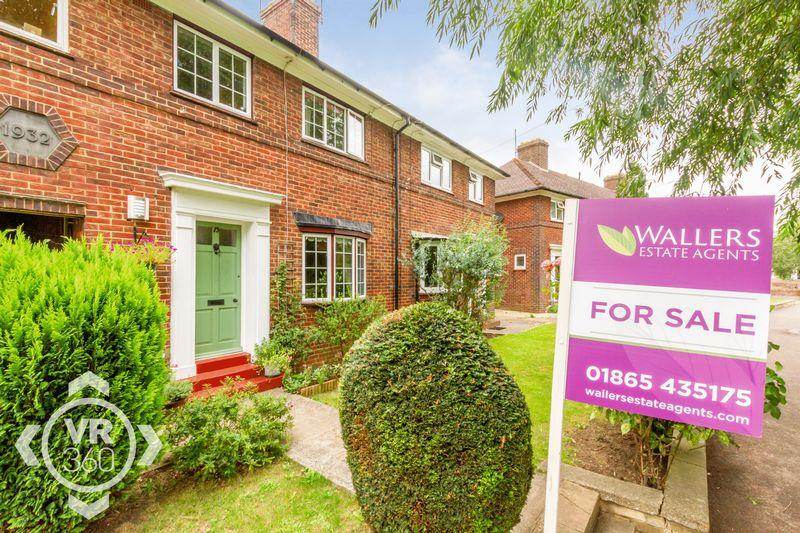 3 Bedrooms Terraced House for sale in Wren Road, Oxford