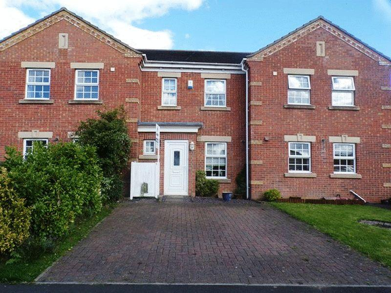 2 Bedrooms Terraced House for sale in Grosvenor Place, Blyth