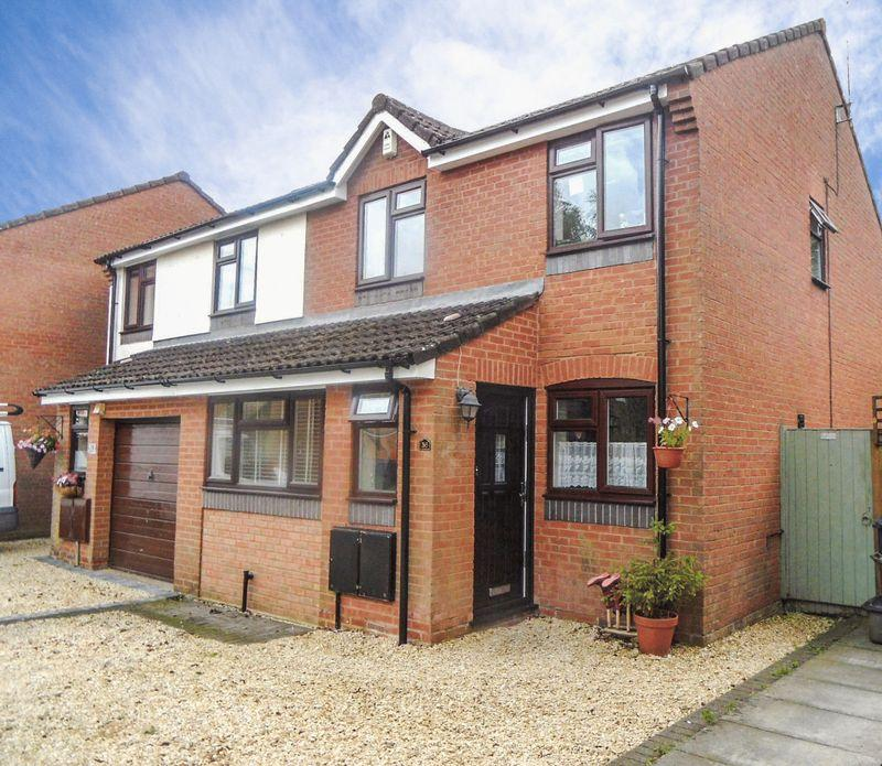 3 Bedrooms Semi Detached House for sale in STOKENCHURCH - three bedroom semi detached house