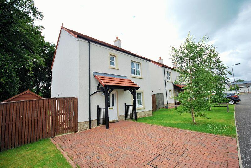 3 Bedrooms Detached Villa House for sale in 23 Netherplace Quadrant, Mauchline, KA5 5AS