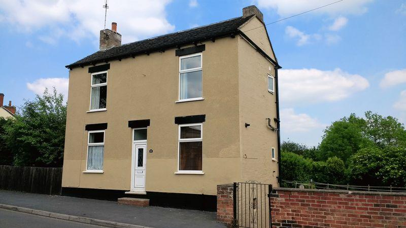 2 Bedrooms Detached House for sale in Bretby Road, Swadlincote