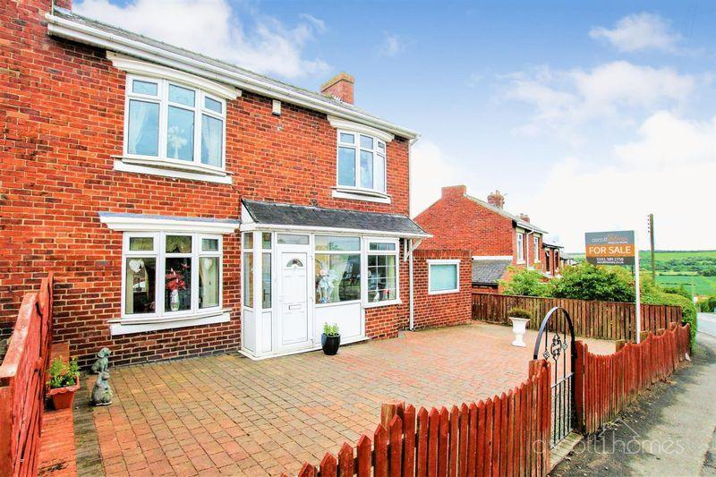 3 Bedrooms Terraced House for sale in Tyne Road East, Stanley