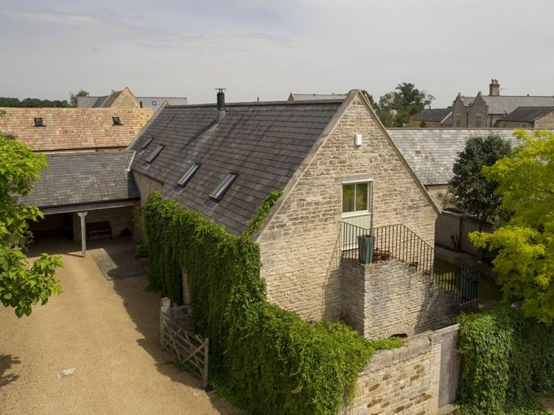 3 Bedrooms Barn Conversion Character Property for sale in Stoke Doyle, near Oundle, PE8