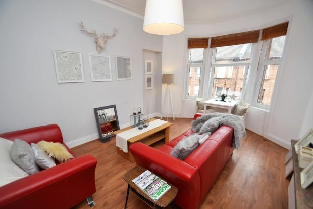 1 Bedroom Flat for sale in Cartside Street, Langside, G42