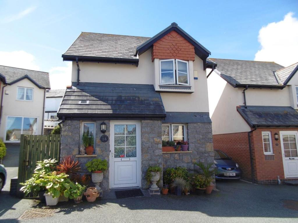 2 Bedrooms Detached House for sale in 14 Pentre Wech, Conwy, LL32 8PD