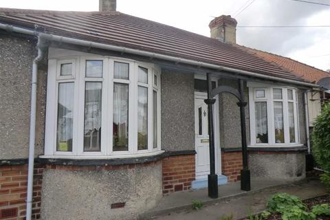 3 bedroom semi-detached bungalow for sale - 30, Broom Road, Ferryhill