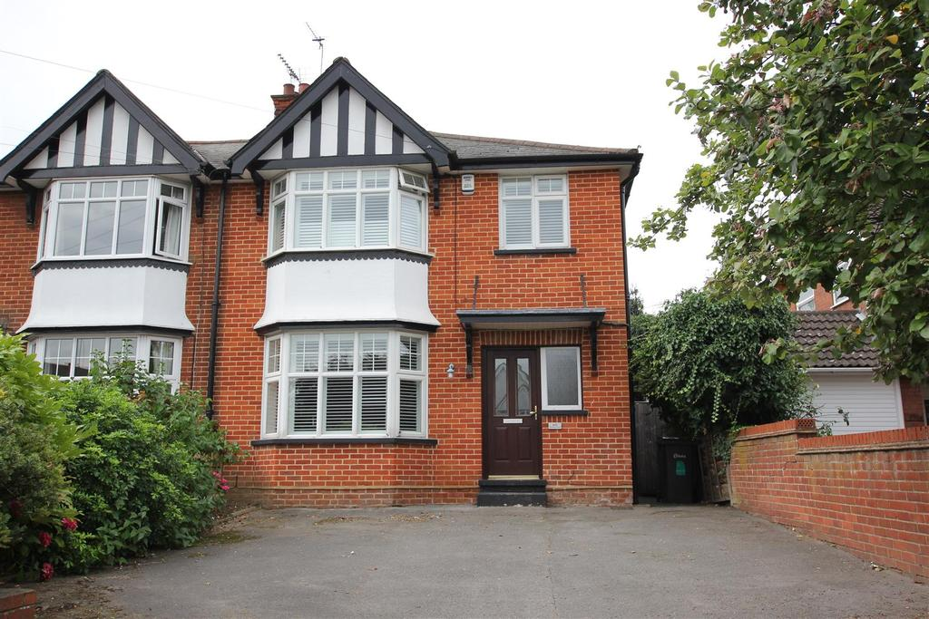 4 Bedrooms Semi Detached House for sale in Chelmsford