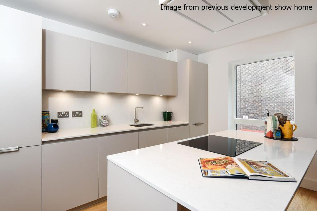 2 Bedrooms Flat for sale in Browning Street, Walworth