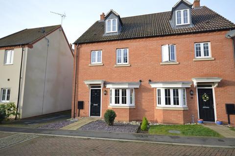 4 bedroom semi-detached house to rent - Poreham Road Thrapston