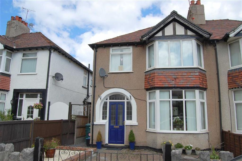 3 Bedrooms Semi Detached House for sale in Penrhyn Avenue, Rhos On Sea, Colwyn Bay