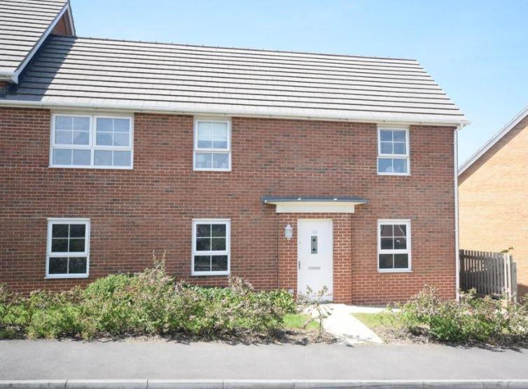 2 Bedrooms Apartment Flat for sale in Staplers Road, Newport