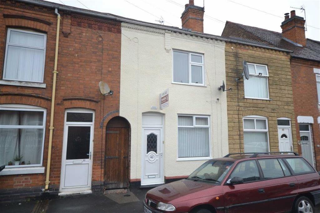 3 Bedrooms Terraced House for sale in Toler Road, Abbey Green, Nuneaton