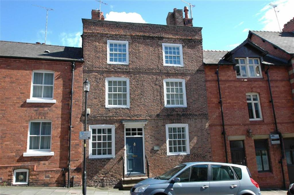 4 Bedrooms Town House for sale in Duke Street, Chester