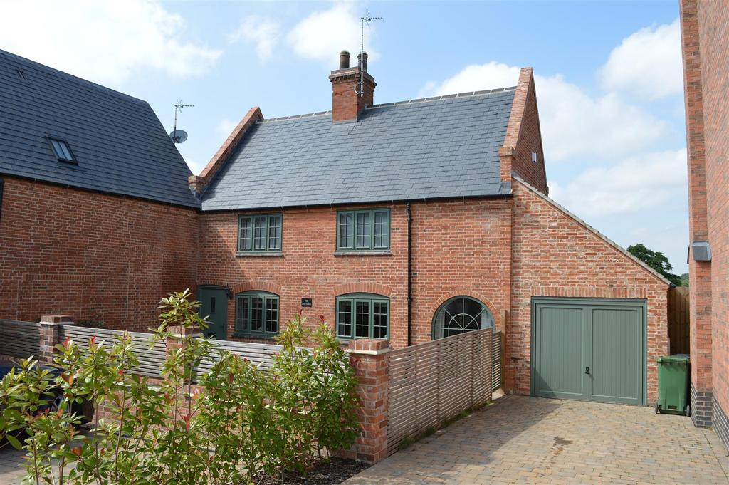 3 Bedrooms House for sale in The Cottage, Church Hill, Scraptoft, Leicester