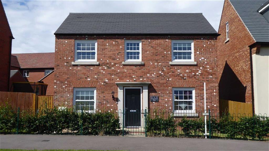4 Bedrooms Detached House for sale in Long Roses Way, Birstall