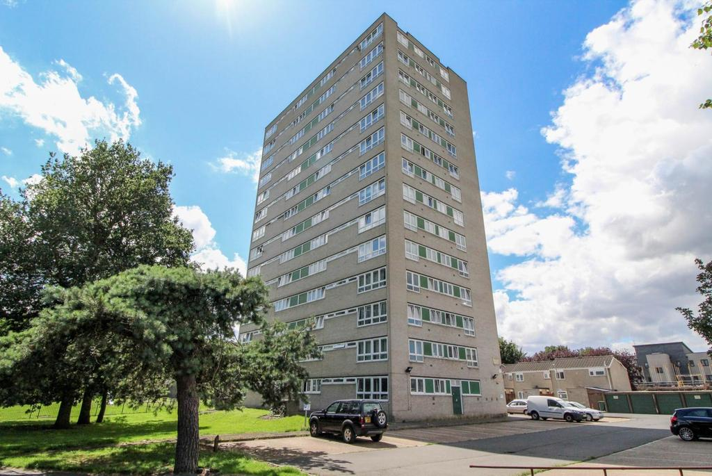 2 Bedrooms Apartment Flat for sale in Gibraltar House, The Drive, Great Warley, Brentwood Essex, CM13