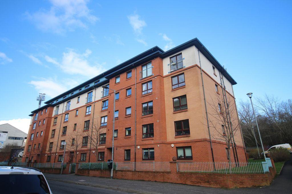 2 Bedrooms Flat for sale in 3/2, 80 Firhill Road, Maryhill, Glasgow, G20 7AL