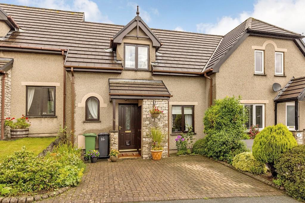 2 Bedrooms Terraced House for sale in 16 Hazelgarth, Allithwaite, Grange-over-Sands, Cumbria, LA11 7RS.