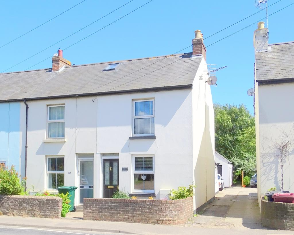 2 Bedrooms End Of Terrace House for sale in Hunston, Chichester