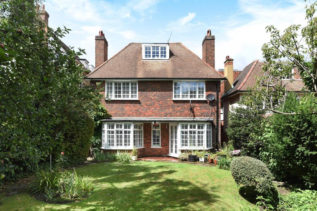 5 Bedrooms Detached House for sale in Rusholme Road, Putney