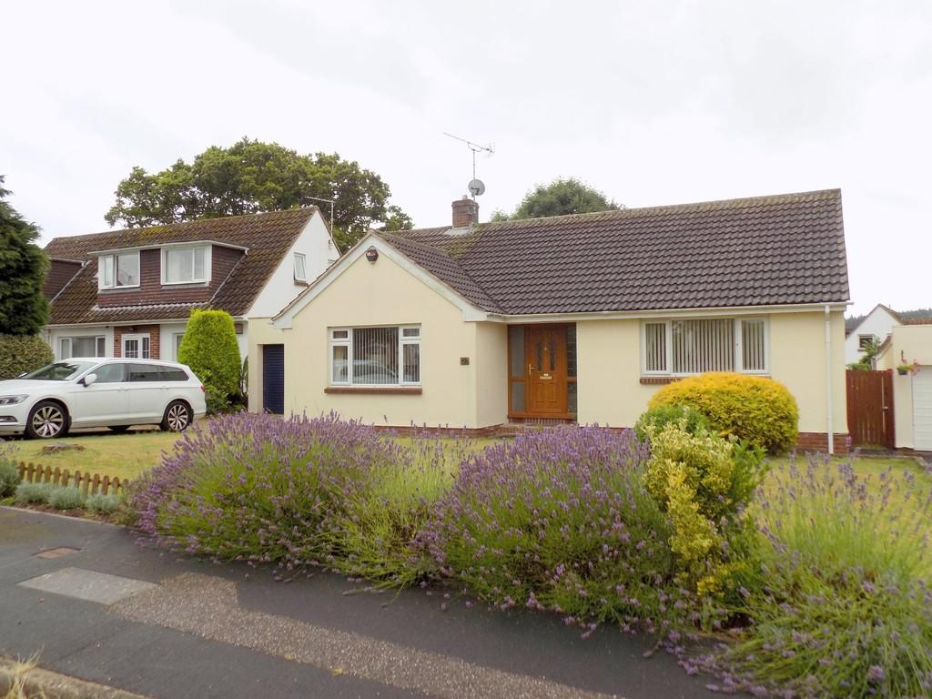 2 Bedrooms Detached Bungalow for sale in Wynards Close, East Budleigh