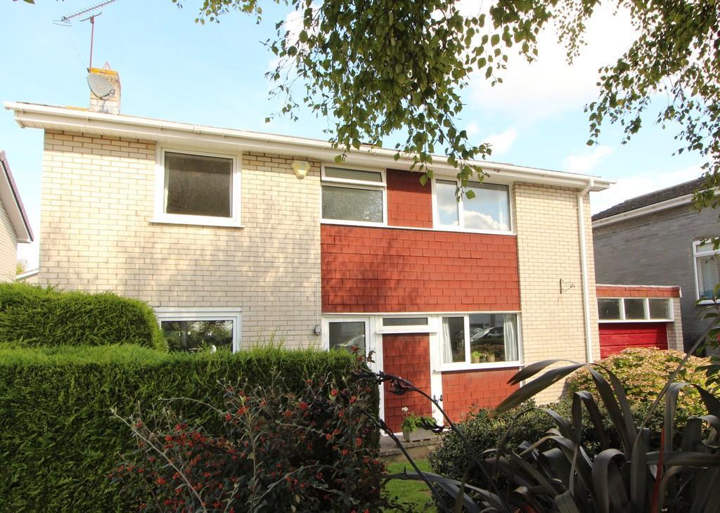 4 Bedrooms Detached House for sale in Congresbury cul-de-sac