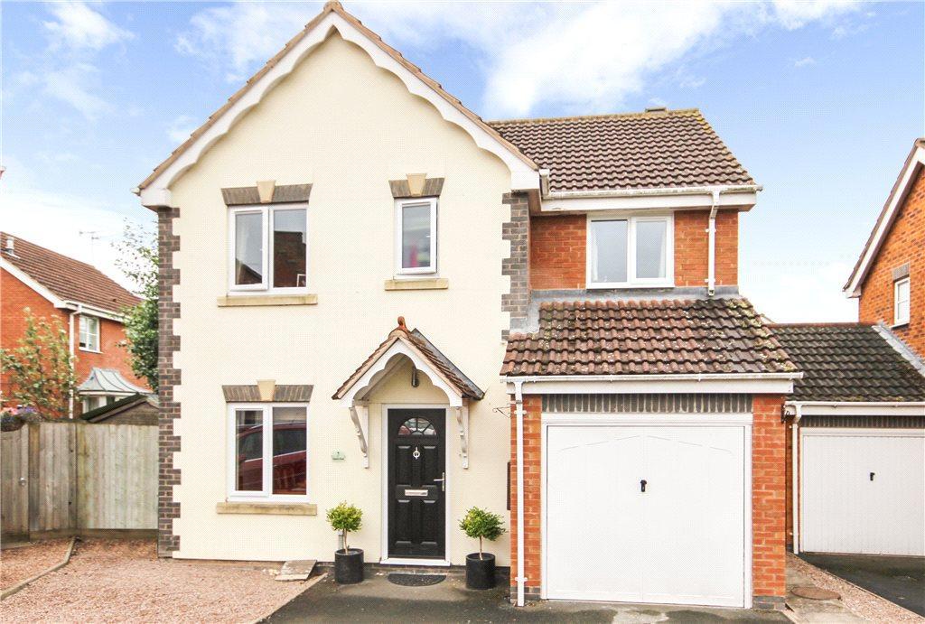 4 Bedrooms Detached House for sale in Talavera Road, Brockhill Village, Norton, Worcester, WR5