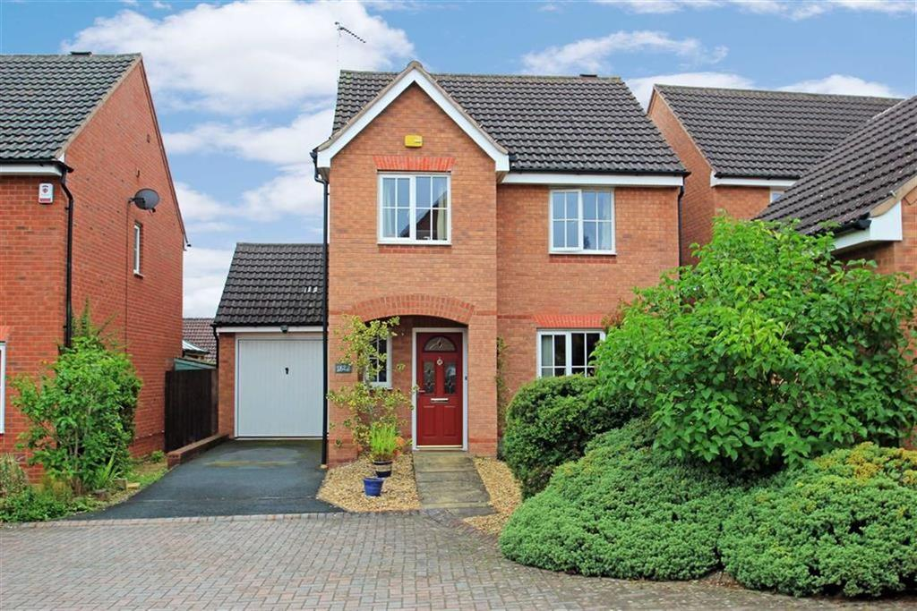 3 Bedrooms Detached House for sale in Dahn Drive, Ludlow, Shropshire