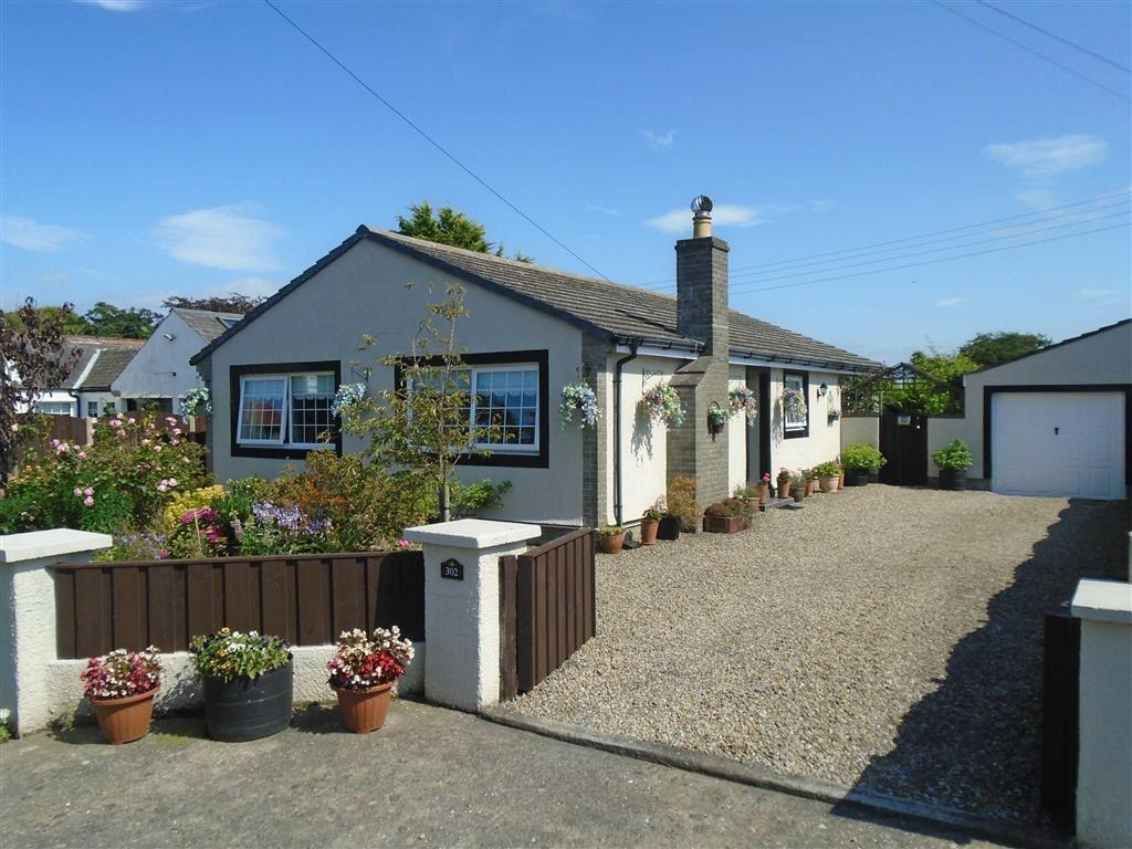 3 Bedrooms Detached Bungalow for sale in Skinburness Road, Silloth, Cumbria