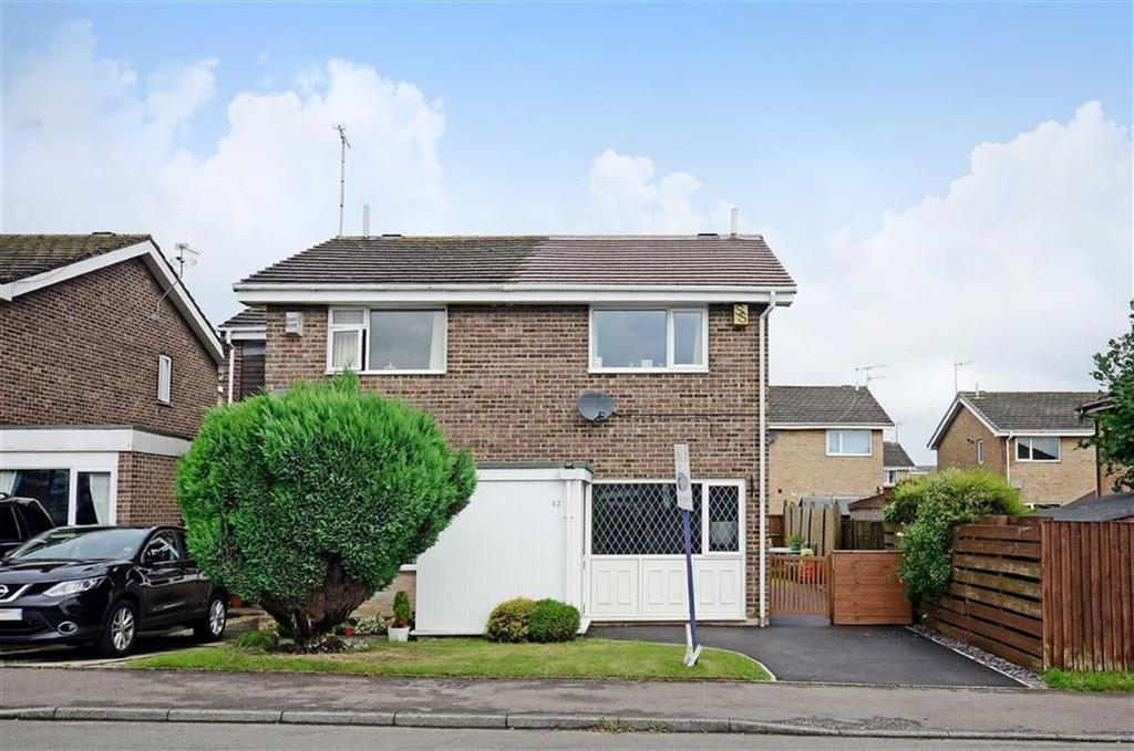 2 Bedrooms Semi Detached House for sale in 83, Coniston Road, Dronfield Woodhouse, Dronfield, Derbyshire, S18