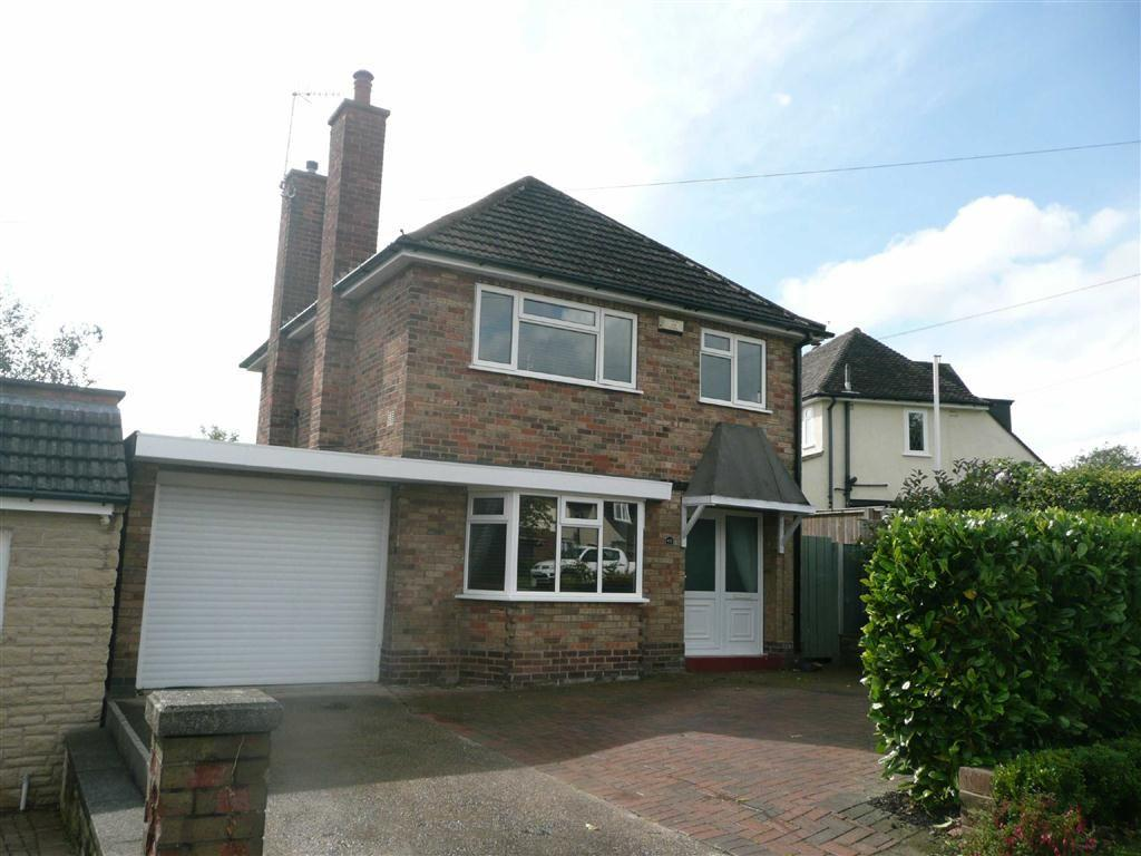 3 Bedrooms Detached House for sale in Greenbank Drive, Ashgate, Chesterfield, S40