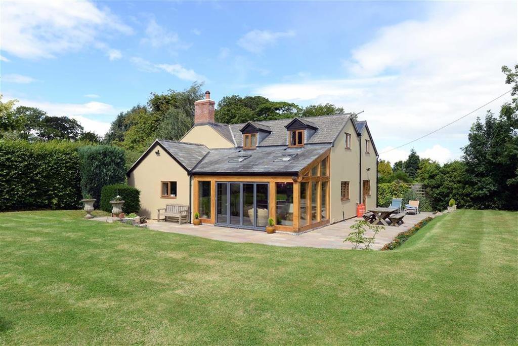 4 Bedrooms Detached House for sale in Broughton Cottages, Alderton, Shrewsbury