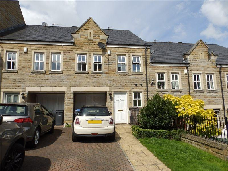 4 Bedrooms Town House for sale in COLLEGE DRIVE, ILKLEY, LS29 9TY