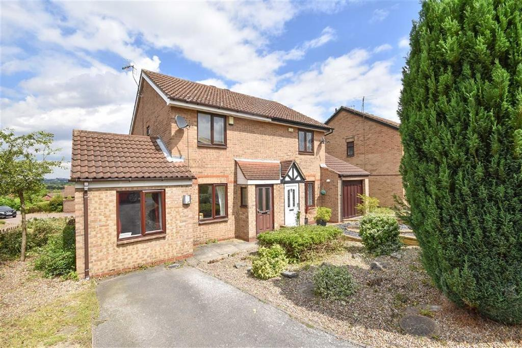 2 Bedrooms Semi Detached House for sale in Cranford Gardens, West Bridgford