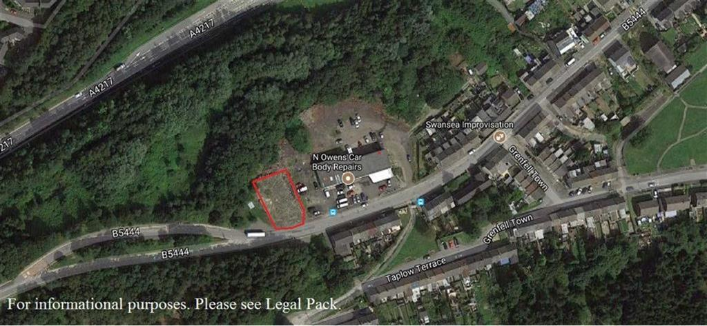 Land Commercial for sale in Pentrechwyth Road, Swansea, SA1