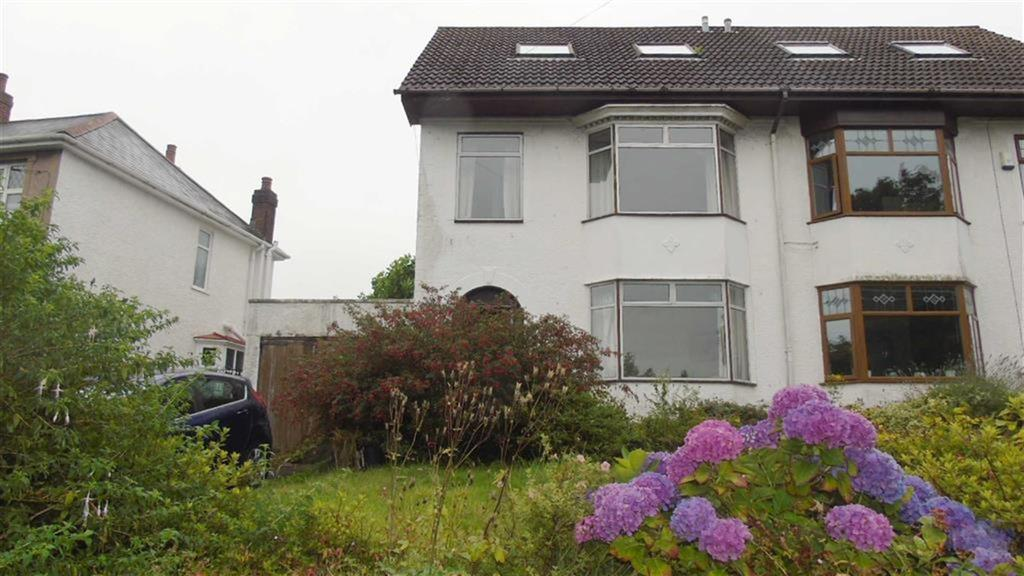 2 Bedrooms Semi Detached House for sale in Clasemont Road, Swansea, SA6