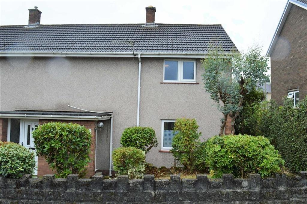2 Bedrooms End Of Terrace House for sale in Brondeg Crescent, Swansea, SA5