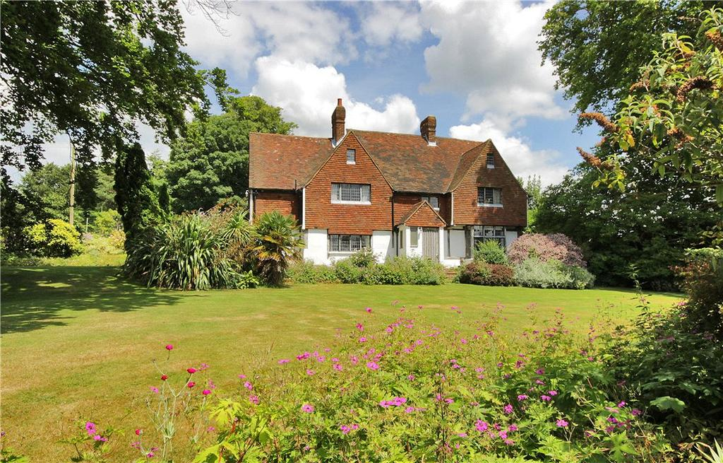 7 Bedrooms Detached House for sale in Windmill Hill, Brenchley, Tonbridge, Kent, TN12