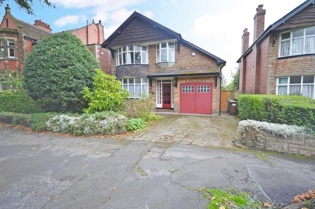 3 Bedrooms Detached House for sale in Heathbank Road, Cheadle Hulme