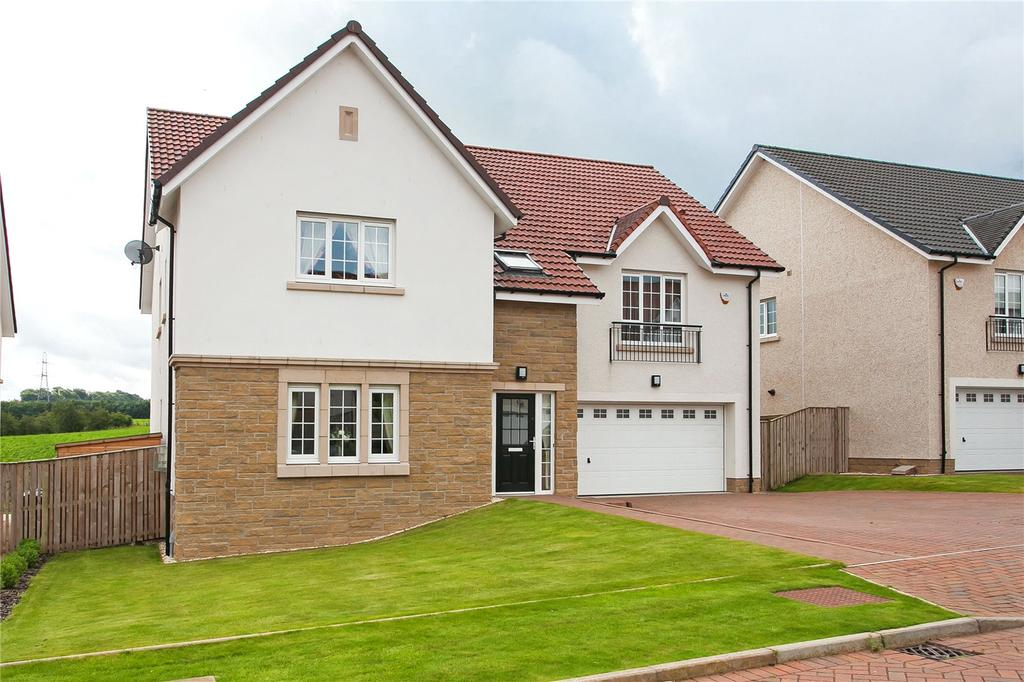 5 Bedrooms Detached House for sale in Low Borland Way, Waterfoot