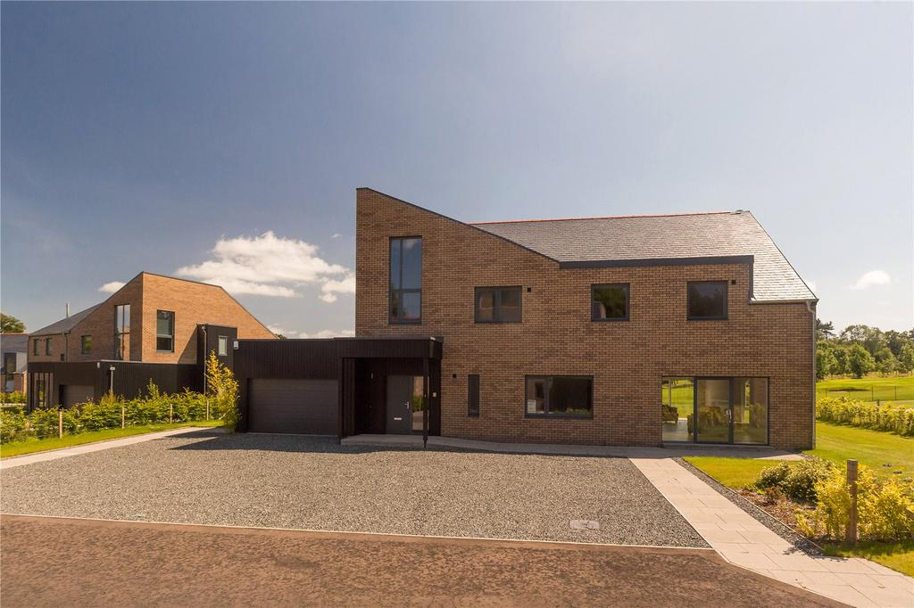 5 Bedrooms Detached House for sale in 2 William Burn Grove, Whitehill Woods, Rosewell, Midlothian