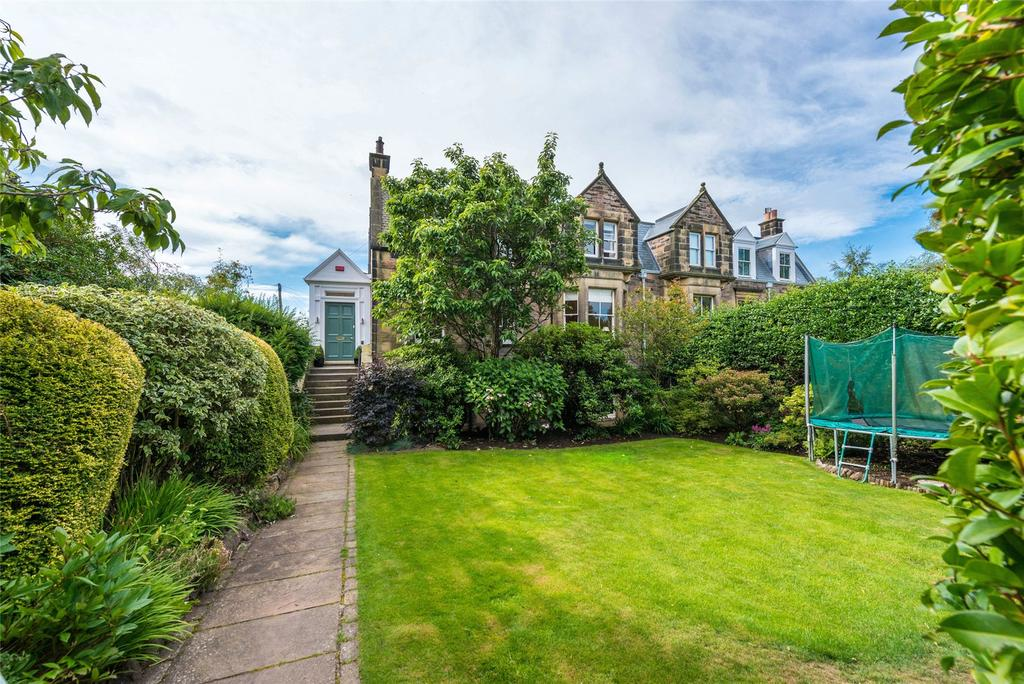 4 Bedrooms Semi Detached House for sale in Albert Terrace, Edinburgh, Midlothian