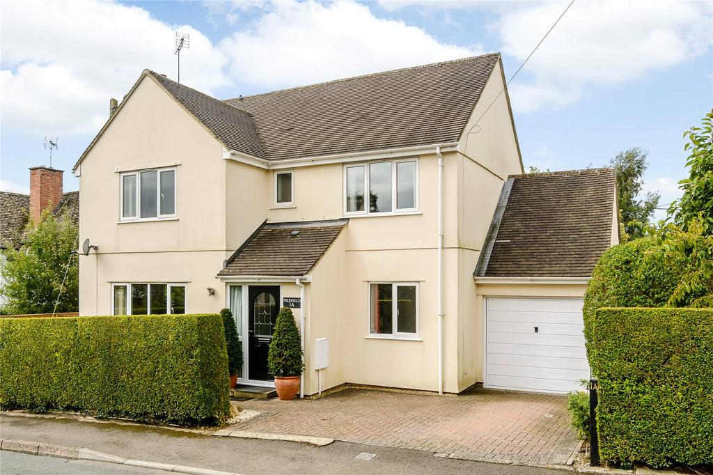 4 Bedrooms Detached House for sale in Bowling Green Avenue, Cirencester, Gloucestershire