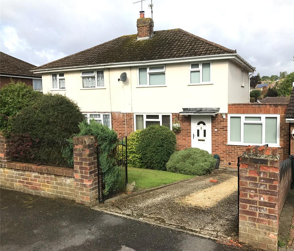 3 Bedrooms Semi Detached House for sale in Dell Road, Tilehurst, Reading, Berkshire, RG31