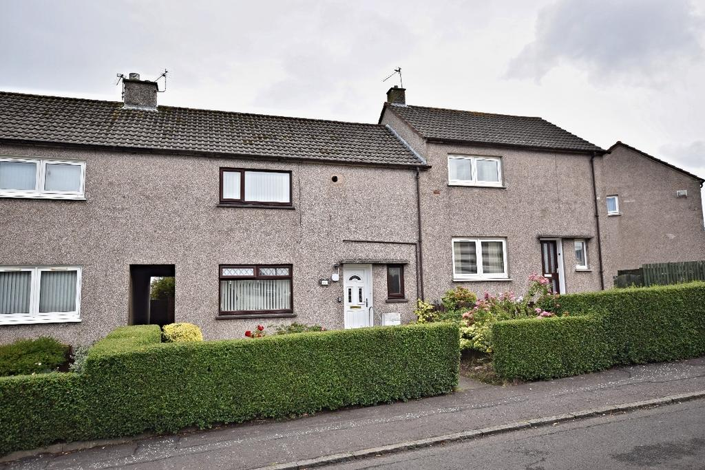 3 Bedrooms Terraced House for sale in Belmont Crescent, Ayr, South Ayrshire, KA7 2NS