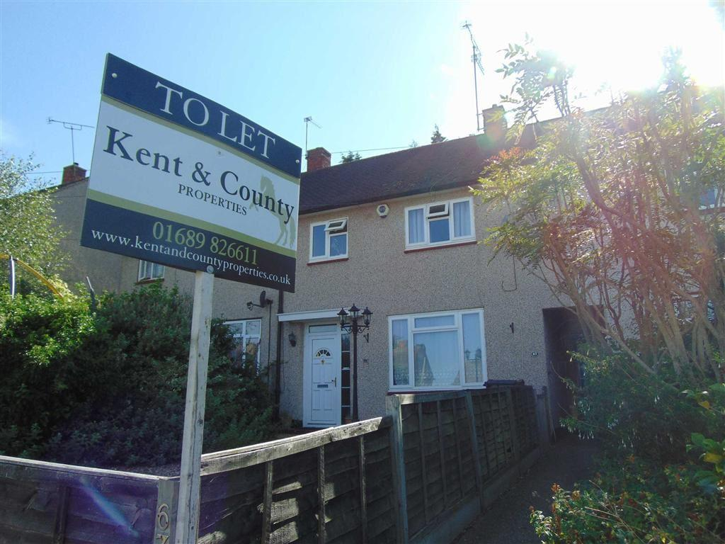 3 Bedrooms End Of Terrace House for sale in Whippendell Way, St Pauls Cray, Kent