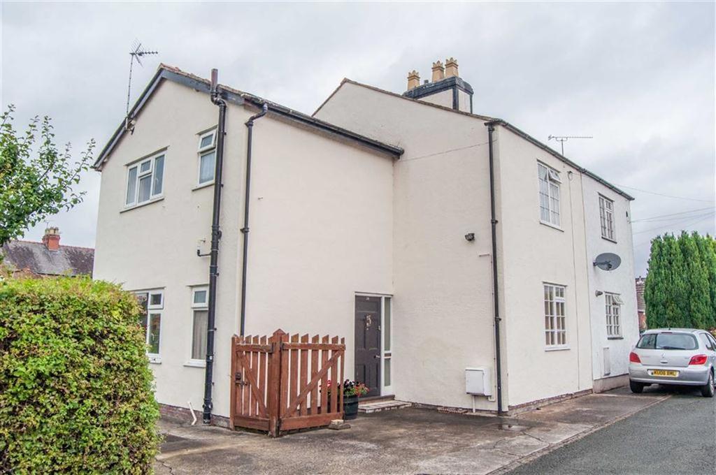 4 Bedrooms Semi Detached House for sale in Watkin Street, Sandycroft, Flintshire, Deeside, Flintshire